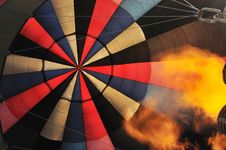Free Inside Balloon Firing Stock Photography - 13808092