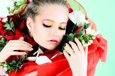 Free Rose Style Royalty Free Stock Image - 13808316