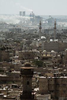 Free City Of Aleppo Royalty Free Stock Photos - 13808338