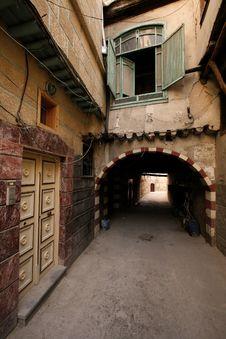 Free Street In Aleppo Stock Image - 13808391