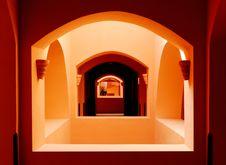 Arabian Architecture Style Royalty Free Stock Photos