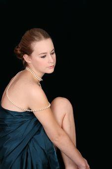 Free Beautiful Lady Stock Photo - 13809190
