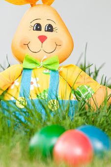 Free Easter Bunny Royalty Free Stock Images - 13810749