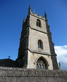 Free Avebury Church Royalty Free Stock Image - 13811306