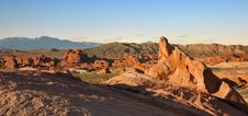 Free Valley Of Fire Stock Image - 13812311