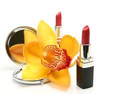 Free Decorative Cosmetics Stock Image - 13812391