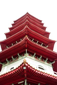 Free Pagoda Stock Images - 13812594