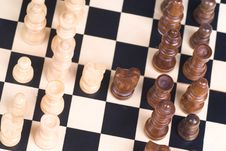 Free Chess Stock Photo - 13813220