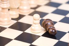 Free Chess Royalty Free Stock Image - 13813226