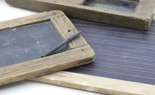 Free Antique Tablets Stock Photography - 13813442