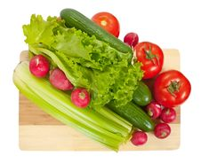 Free Vegetables Stock Photos - 13813883