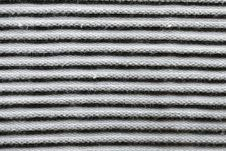 Free Cotton Fabric In Stripes Royalty Free Stock Photos - 13814518