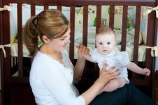 Free Mother And Baby Stock Images - 13815224
