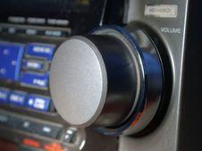 Free Regulator To Loudness Stock Photos - 13815423
