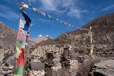 Free Gompa Higher That 4000 Meters Stock Photo - 13815770