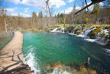 Free Plitvice National Park Stock Photos - 13816313