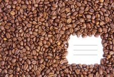 Free Coffee Grains Stock Photos - 13816353