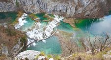 Free Plitvice National Park Royalty Free Stock Photo - 13816365