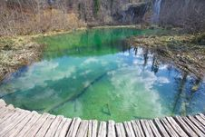 Free Plitvice National Park Royalty Free Stock Images - 13816369