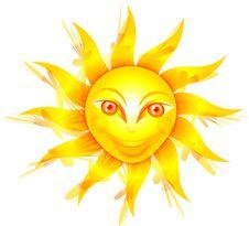 Free Sun Stock Image - 13816541