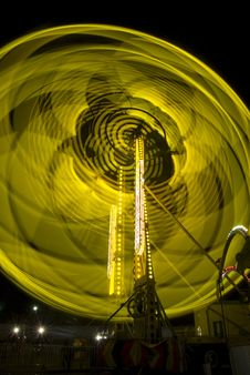Free Fair At Night Stock Photos - 13816553