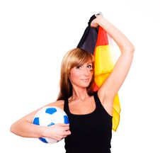 Free German Fan Stock Photos - 13817513