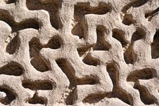 Free Architectural Wall Detail Stock Image - 13817681