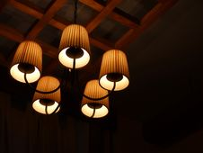 Free Chandelier Royalty Free Stock Image - 13819016