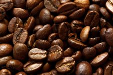 Free Coffee Beans Stock Images - 13819404