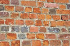 Free Brick Wall Royalty Free Stock Image - 13819886