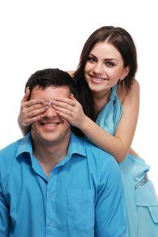 Free Couple Royalty Free Stock Photos - 13820268