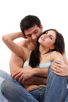 Free Couple Royalty Free Stock Image - 13820456