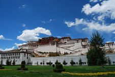 Free Potala Palace Stock Photos - 13820863