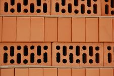 Free Red Brick Royalty Free Stock Photo - 13821285