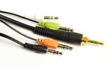 Free Cables Royalty Free Stock Photos - 13822238