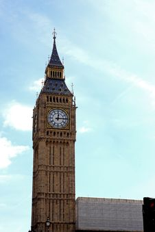 Free Big Ben Stock Photography - 13822502