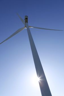 Free Wind Turbine Energy Stock Photo - 13823040