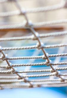 Free Hammock Grid Stock Photography - 13823812