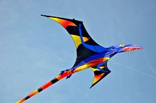Free Colorful Dragon Kite Royalty Free Stock Photos - 13824648
