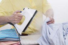 Free Ironing Stock Images - 13824854