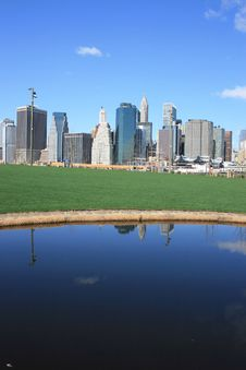 New York City. Stock Photo