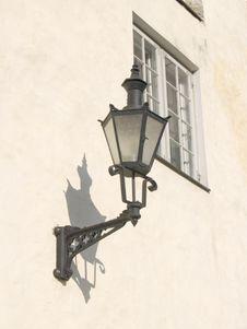 Free Street Lantern Of Ancient City Royalty Free Stock Photos - 13825728