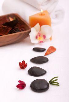 Free Lastone Therapy Rocks Stock Image - 13825781