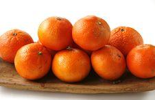 Free Mandarins  /tangerines/ Stock Photos - 13825853