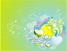 Free Love Illustration Stock Images - 13826374