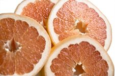 Juicy Fresh Oranges Royalty Free Stock Photography