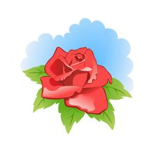 Free Red Rose Stock Photos - 13827753