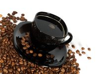 Free Cup Of Coffee Stock Image - 13828501