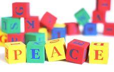 Free Peace Stock Photos - 13829213