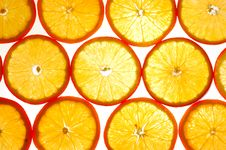 Free Orange Slice Stock Image - 13829991